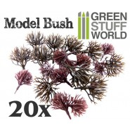20x Model Bush Trunks