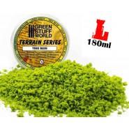 Tree Bush Clump Foliage - Light Green - 180 ml