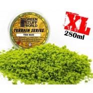 Tree Bush Clump Foliage - Light Green - 280 ml