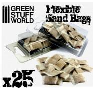 flexible SANDBAGS x25