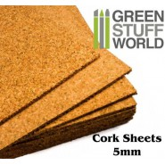 Cork Sheet in 5mm