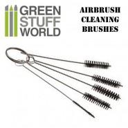 Aibrush Cleaning BRUSHES set