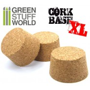 Sculpting Cork XL for armatures - 1 unit