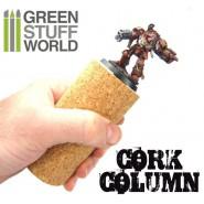 Sculpting COLUMN Cork for armatures