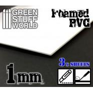 Foamed PVC 1mm