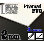 Foamed PVC 2mm
