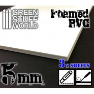 Foamed PVC 5mm