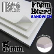 Foamboard 5 mm