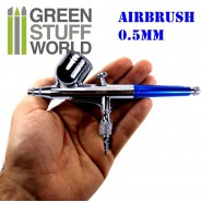 Dual-action GSW Airbrush 0.5 mm