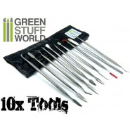 10x Sculpting Tools - Carvers