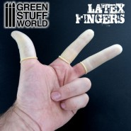 Latex Fingers