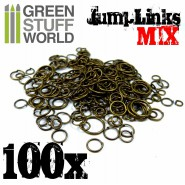 Jumplink Rings Mix