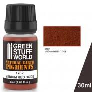 Pigment MEDIUM RED OXIDE