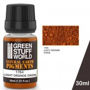 Pigment LIGHT ORANGE OXIDE