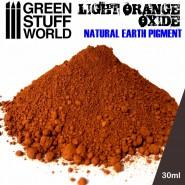 Pigment LIGHT ORANGE OXIDE