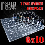Paint Display 17ml (6x10)