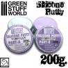 紫色有機矽補土 200gr
