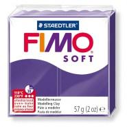 Fimo Soft 57gr - Plum