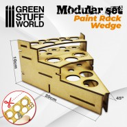Modular Paint Rack - WEDGE