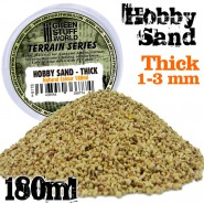 Thick Hobby Sand 180ml - Natural