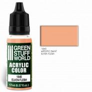 Acrylic Color ELVEN FLESH