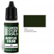 Acrylic Color OLIVEGROVE GREEN