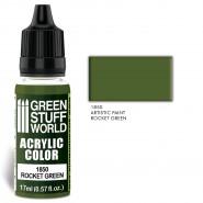Acrylic Color ROCKET GREEN