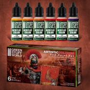 Paint Set - Red