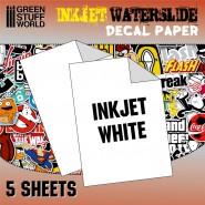Waterslide Decals - Inkjet...