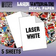Waterslide Decals - Laser...