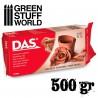DAS赤陶色模型粘土 - 500gr.
