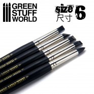Colour Shapers Brushes SIZE...