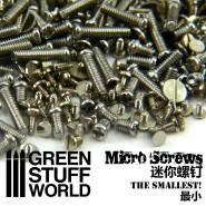 1200 Micro Screws - 0.1mm...