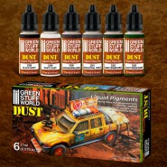 Liquid Pigments Set - Dust