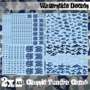 Waterslide Decals - Classic...