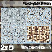 Waterslide Decals - Hex...