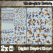 Waterslide Decals - Digital...