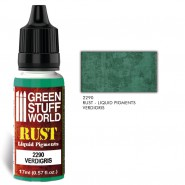 Liquid Pigments VERDIGRIS