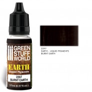 Liquid Pigments BURNT EARTH