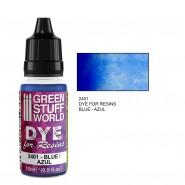 Dye for Resins BLUE