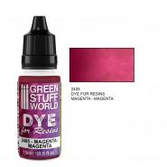 Dye for Resins MAGENTA