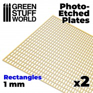 Photo-etched Plates - Large...