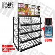 GSW Pigment Display Rack