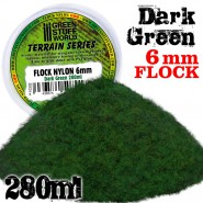 Static Grass Flock 6mm -...