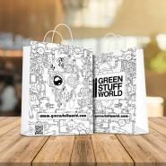 GSW Paper Bag