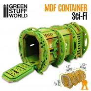 SciFi Container Pod