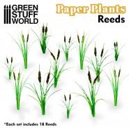 Paper Plants - Reeds