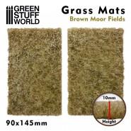 Grass Mat Cutouts - Brown...