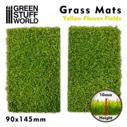 Grass Mat Cutouts - Yellow...