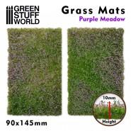 Grass Mat Cutouts - Purple...
